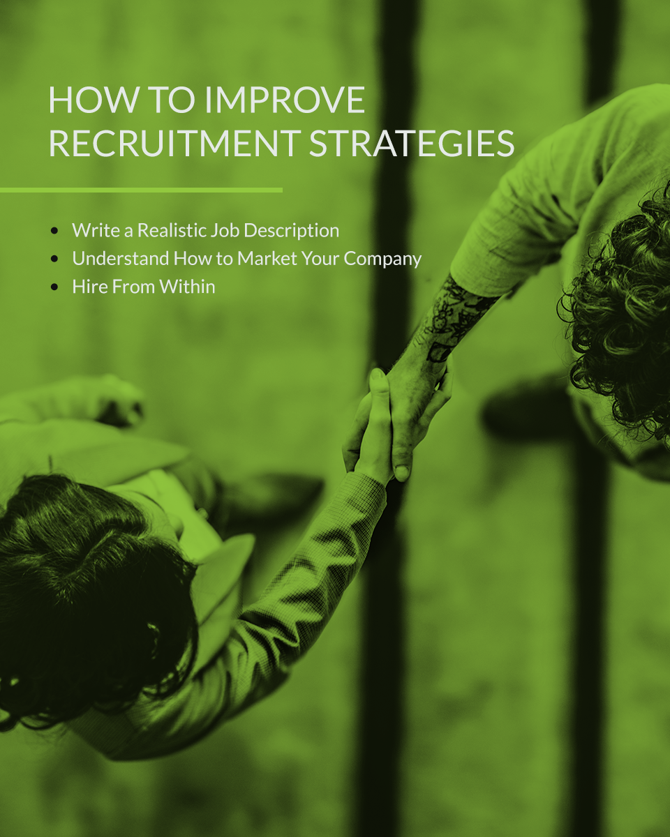 How to Improve Recruitment Strategies